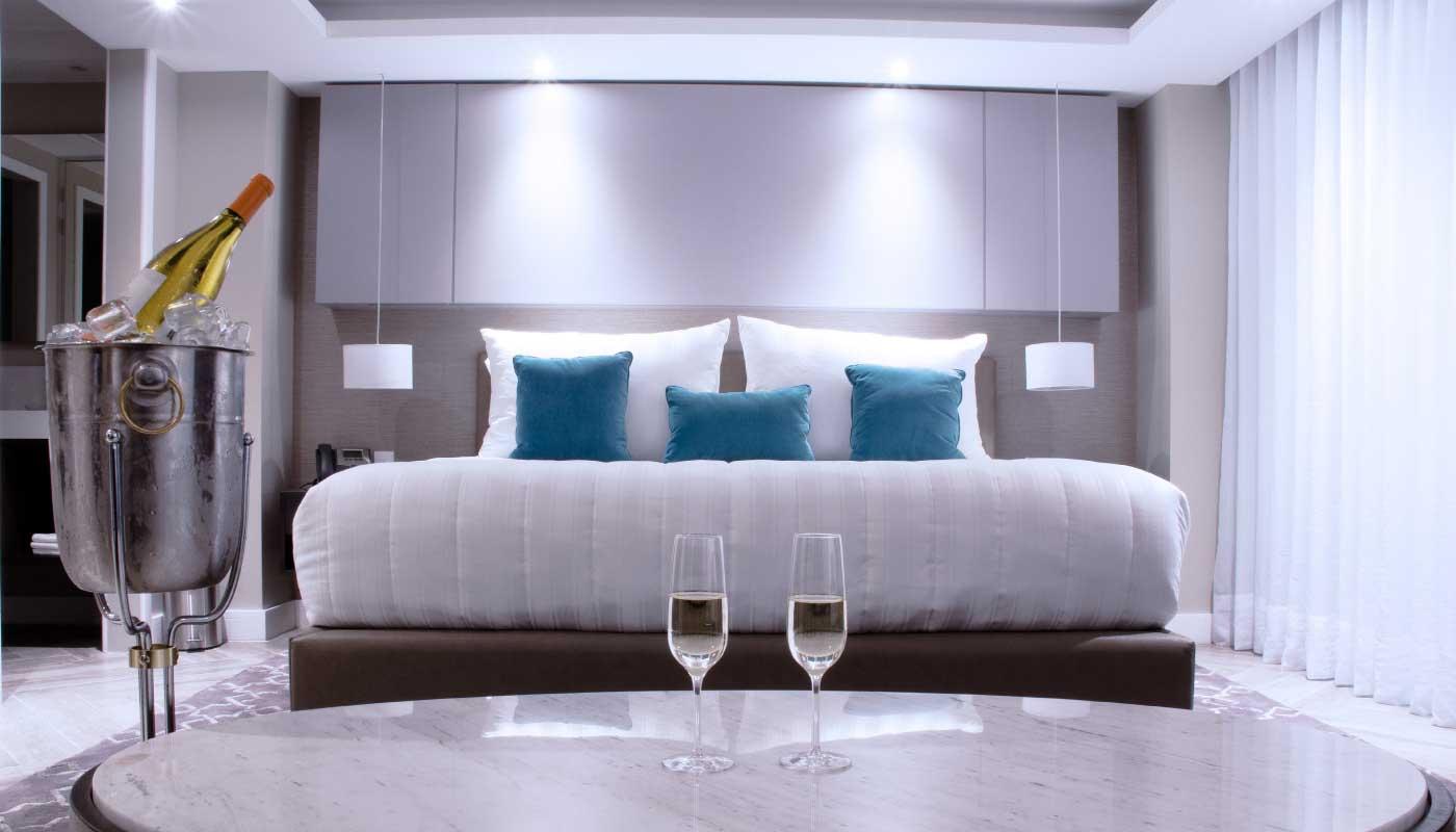 Habitación Deluxe King Isaaya