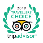 Travellers choice 2019 award Isaaya