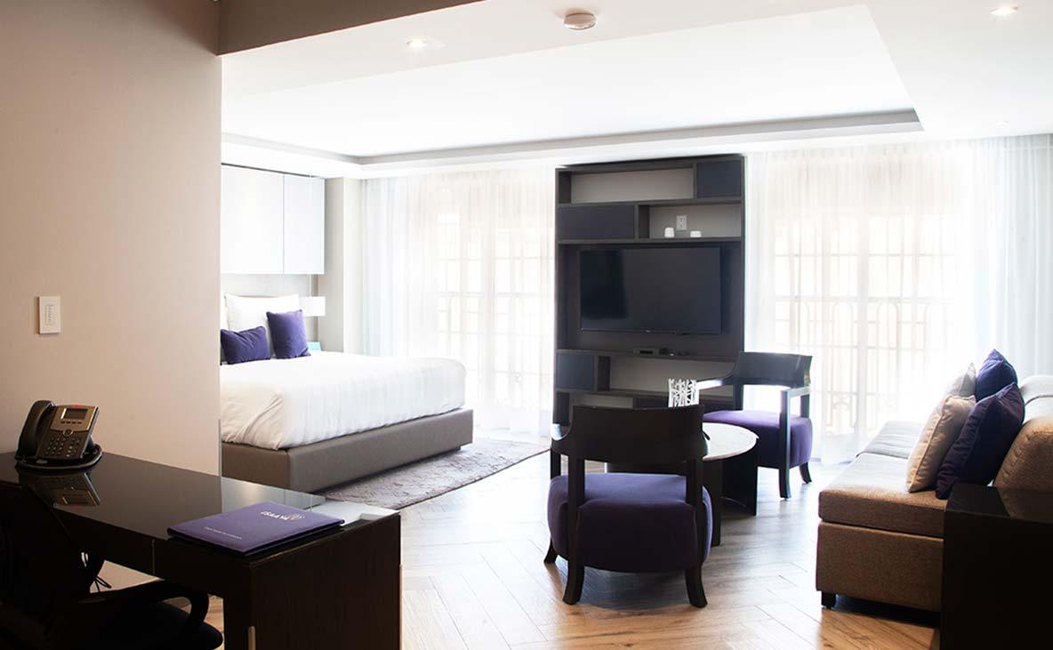 Hotel en WTC México